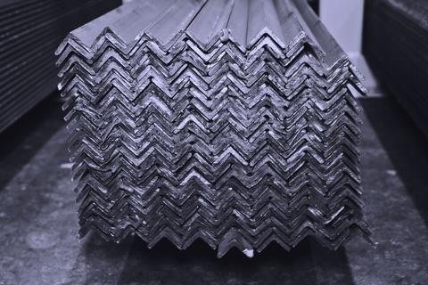 Angled Metal Image